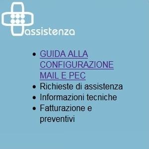 Assistenza informatica e web